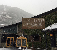 Surf Bar and Restaurant in Arinsal