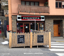 Fugazetta Bar in Arinsal