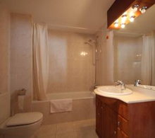 Bathroom in Apartments Caprici