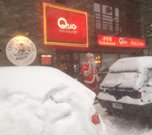 Quo Vadis Bar in Arinsal