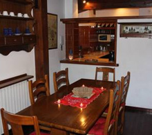 Dining Room in Apartments Borda Arinsal