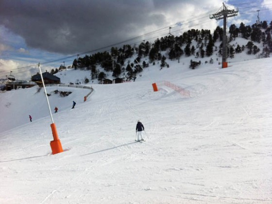 Great slope conditions 18/02