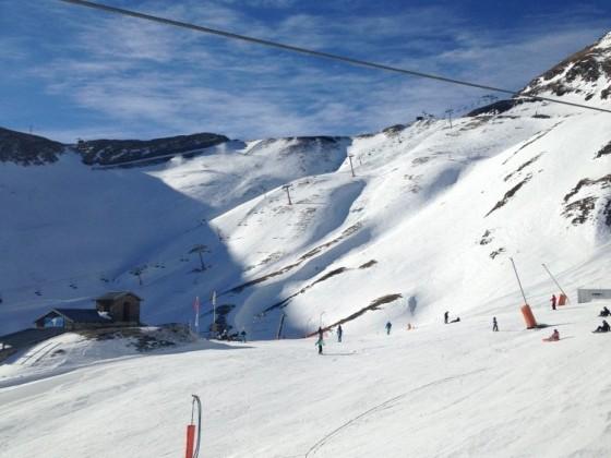 Arinsal ski slopes