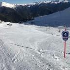 The Solana Inferior blue slope
