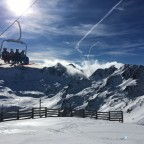 Creussans is our favourite chairlift and now is open