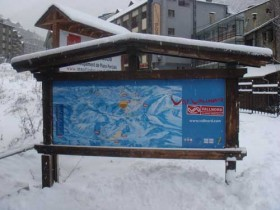 Vallnord Piste Map - 26th January