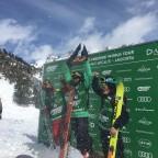 Ski Men winners of the FWT2019