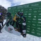 Snowboard Women Winners