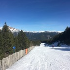 La Serra blue run with beautiful views