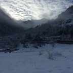 View of the town of Arinsal