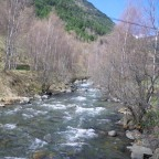 River near Ordino