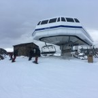 La basera chairlift in Arcalis