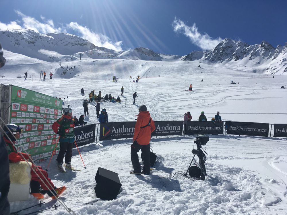 The photocall of the FWT 2018