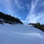 The slope Beisurt is usually quiet