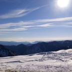 Stunning view from the top of Pic del Cubil