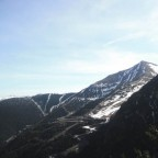 View From Arinsal to Pal