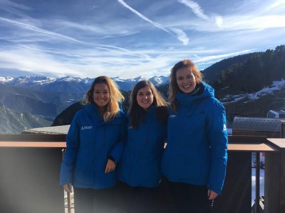 The Andorra Resorts team