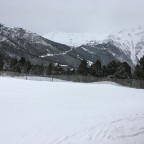The view from the restaurant Pla de la Cot today