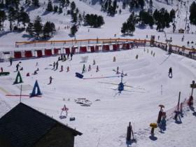 Arcalis Childrens area - 10/3/2011
