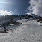 The El Cortal chairlift
