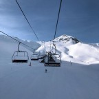 The Port Negre chairlift