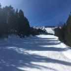 La Serra blue slope