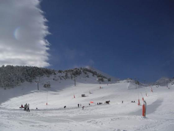 Snowy sunday slopes 20/01/13