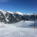 View from Les Fonts blue run