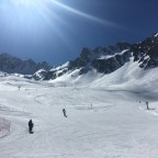 La Coma blue slope
