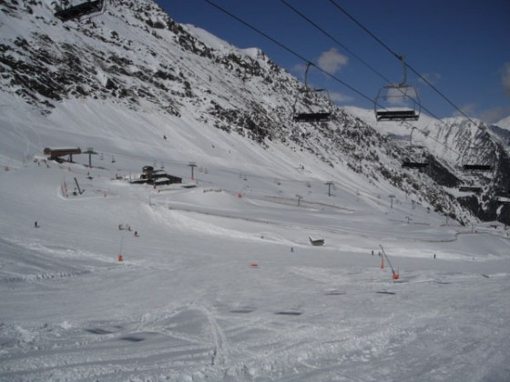 Slopes in Arinsal