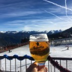 This is how we enjoy the weekends in Arinsal