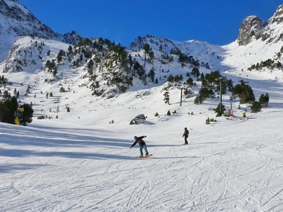 Opening Day in Arcalis - 28/11/2015