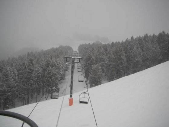 Above La Serra chair 15/01/13