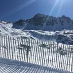 Stunning views from La Balma red slope