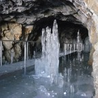 View of the Arcalis cave - 10/3/2011