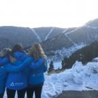 Sofia, Ella & Esther from Andorra Resorts