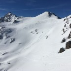 Creussans is popular for its infinity options of off-piste