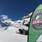 Pit-stop at the Obelix bar