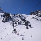 View from La Basera chair - 24/3/2011