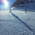 The sunny pistes of Arinsal