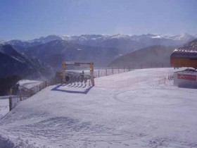 Arinsal in the Morning