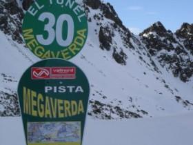 8km Megaverda starts on El Tunel