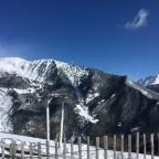 Beautiful view of the gondola