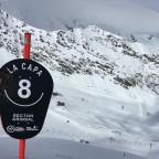 La Capa was our favourite piste today