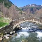 Bridge En-route to Arcalis
