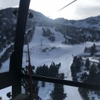 The view from Tristaina Gondola