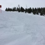 Quality powder fresh snow today in Pal