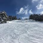 The piste Coll de la Botella