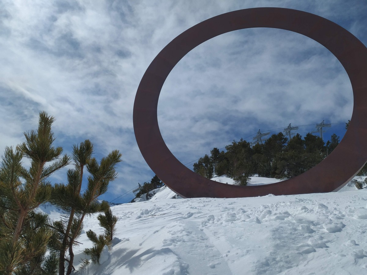 The mythical O from Ordino