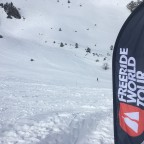 The Freeride World Tour took place on 07/03/2019 in Arcalís
